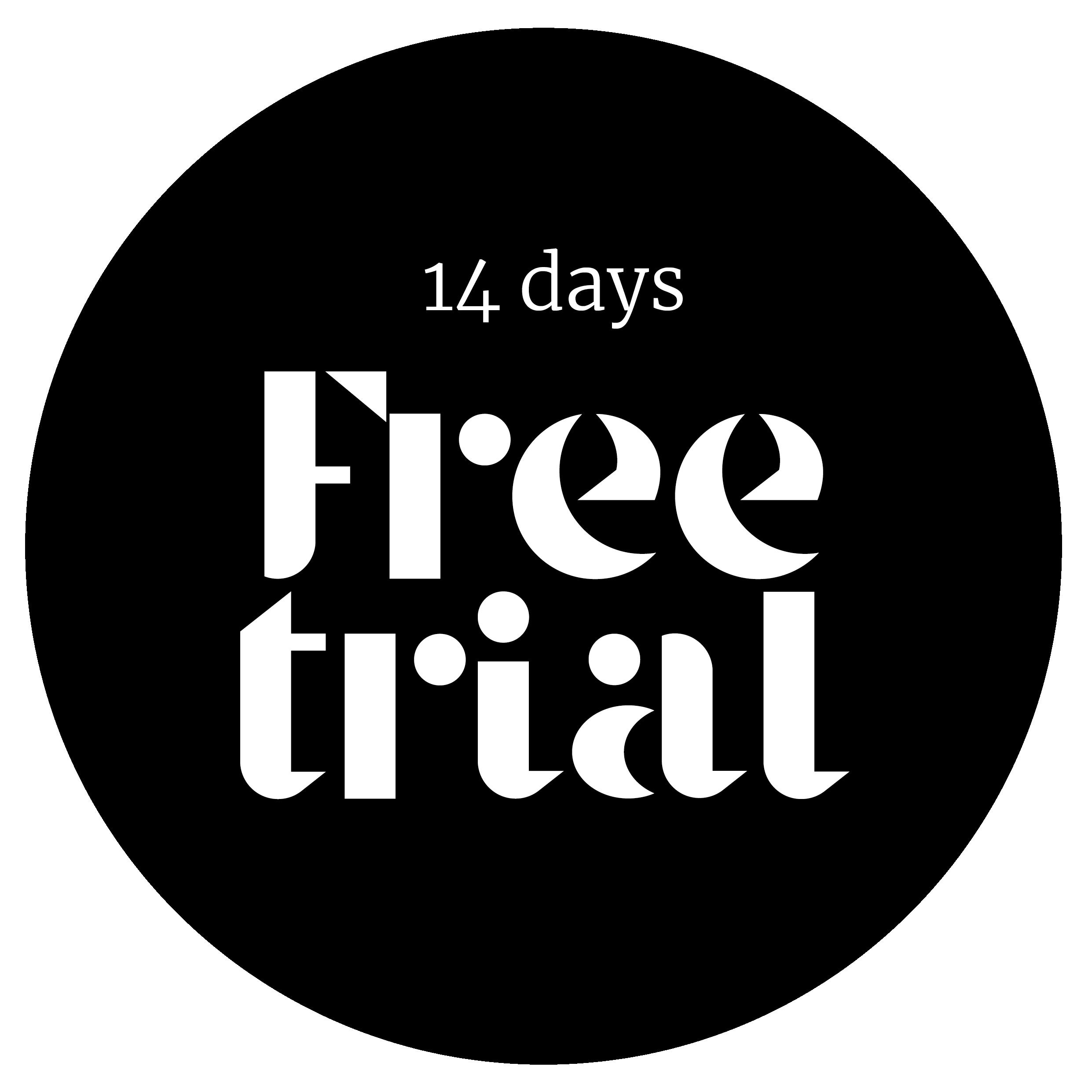 Free Trial-14 days